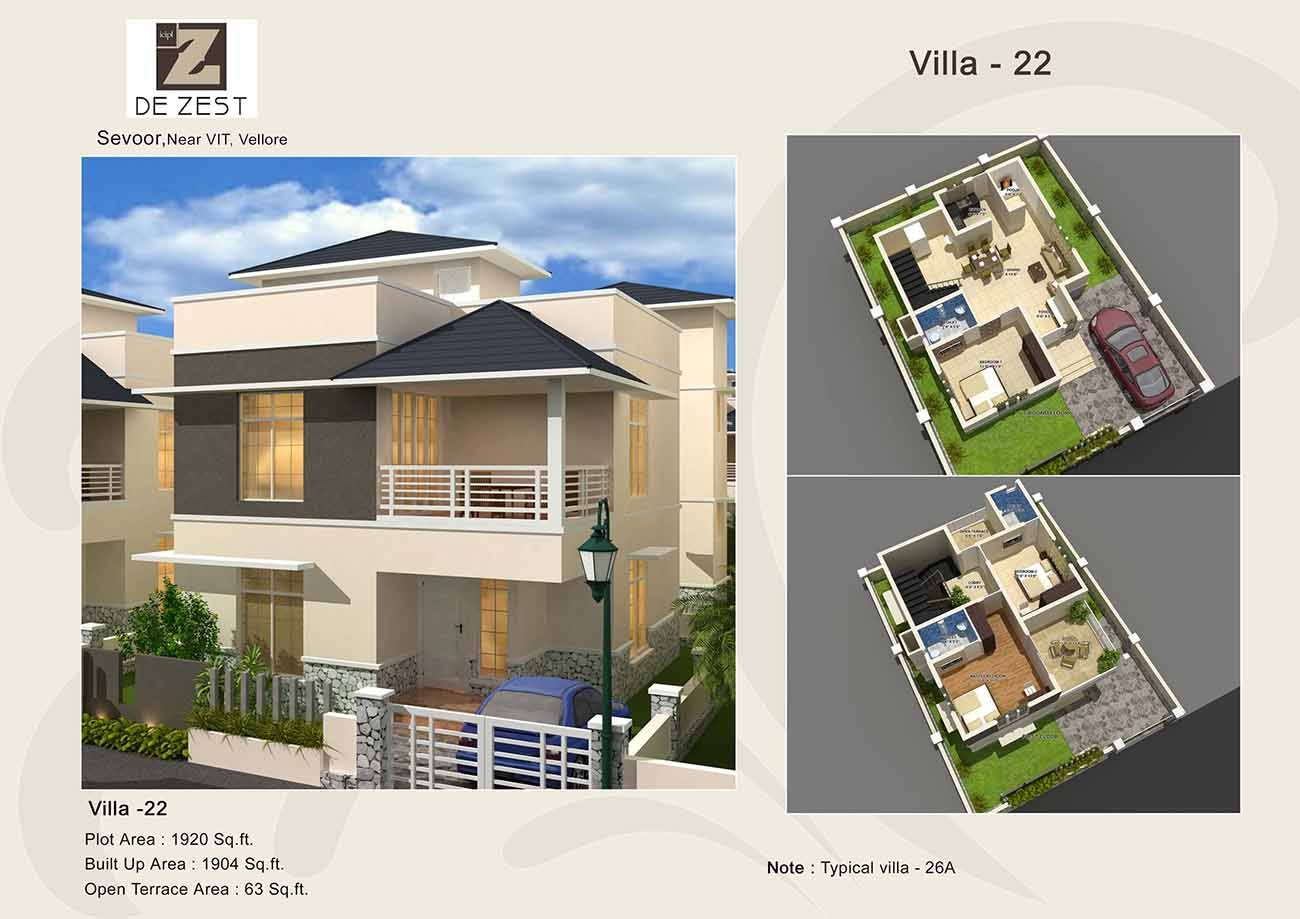Gated Community Apartments Near Miot Hospital Apartments